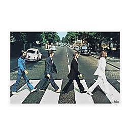 The Beatles Abbey Road Canvas Wall Art
