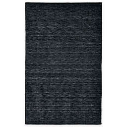 Feizy Roma 8-Foot x 11-Foot Area Rug in Black
