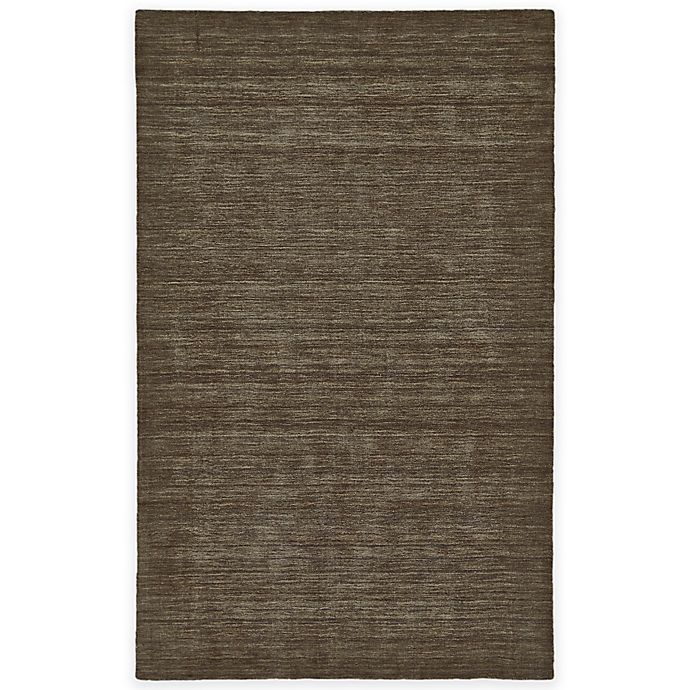Alternate image 1 for Feizy Roma 8-Foot x 11-Foot Area Rug in Brown