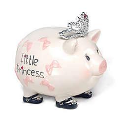 Mud Pie® Baby Princess Piggy Bank
