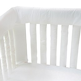 Go Mama Go Designs® 52-Inch x 6-Inch Organic Cotton Teething Guards in Ivory