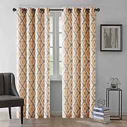 INK+IVY Ankara Grommet Top Window Curtain Panel