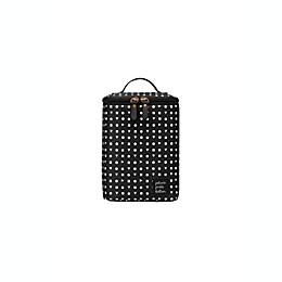 petunia pickle bottom Geometric Cool Pixel Plus Bottle Holder in Black