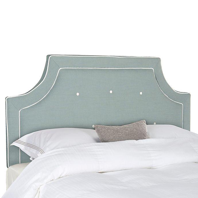 Alternate image 1 for Safavieh Tallulah King Headboard in Sky Blue/White
