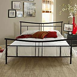 E-Rest Deanna Metal Platform Bed Collection