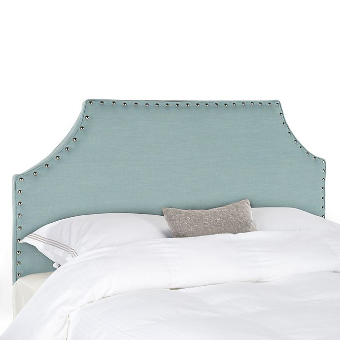 Alternate image 1 for Safavieh Denham Full Headboard in Sky Blue
