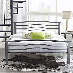 E-Rest Summer Metal Platform Bed