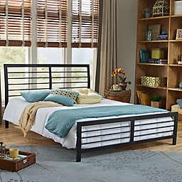 E-Rest Sira Metal Platform Bed