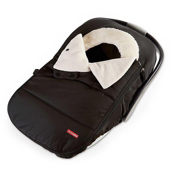 Alternate image 1 for SKIP*HOP® Stroll & Go Universal Car Seat Cover in Black