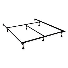 MetalCrest Premium Bed Frame For Queen/King/California King