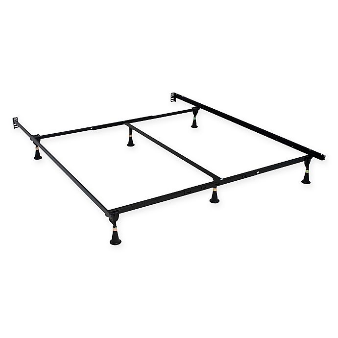 Alternate image 1 for MetalCrest Classic Bed Frame For Queen/King/California King