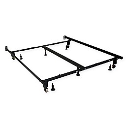 Serta® Stabl-Base Ultimate Universal Bed Frame with Glides and Wheels