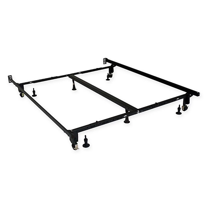 Alternate image 1 for Serta® Stabl-Base Ultimate Universal Bed Frame with Glides and Wheels