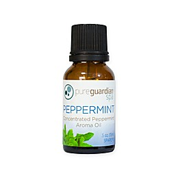 PureGuardian® 0.5 oz. Concentrated Peppermint Aroma Oil