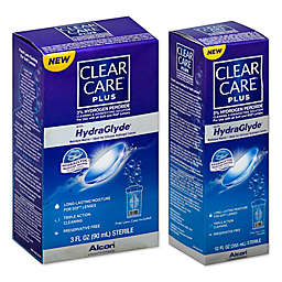 Clear Care® Plus with HydraGlyde Collection