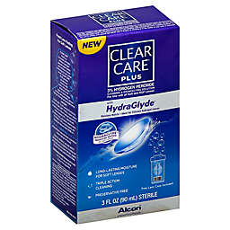 Clear Care® Plus 3 oz. Contact Cleaning & Disinfecting Solution with HydraGlyde