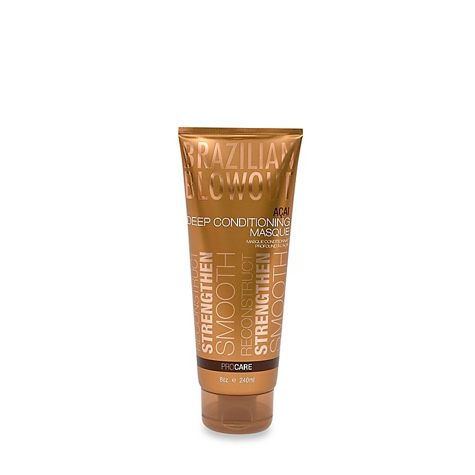 Alternate image 1 for Brazilian Blowout 8 oz. Deep Conditioning