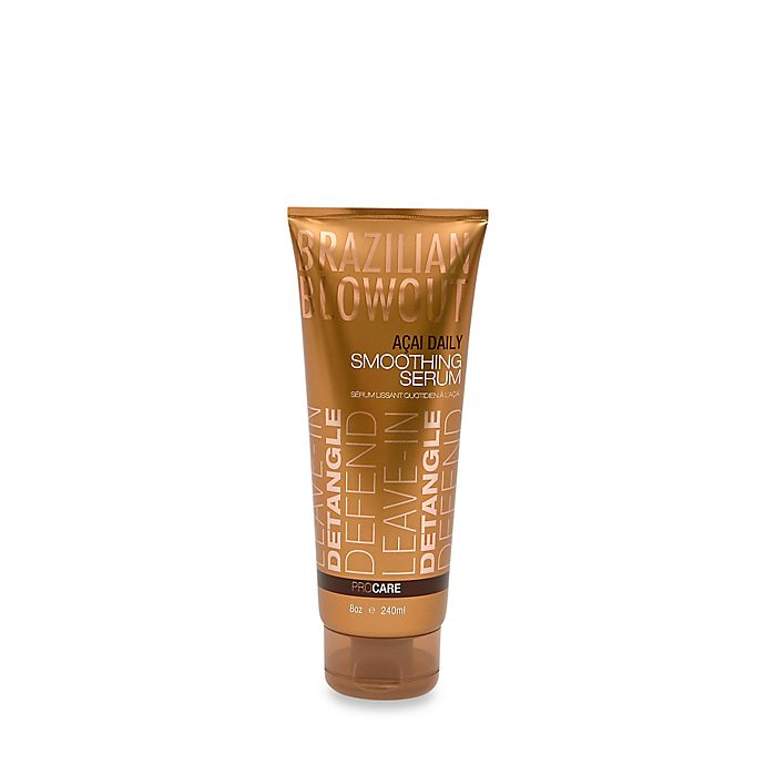 Alternate image 1 for Brazilian Blowout 8 oz. Daily Smoothing Serum