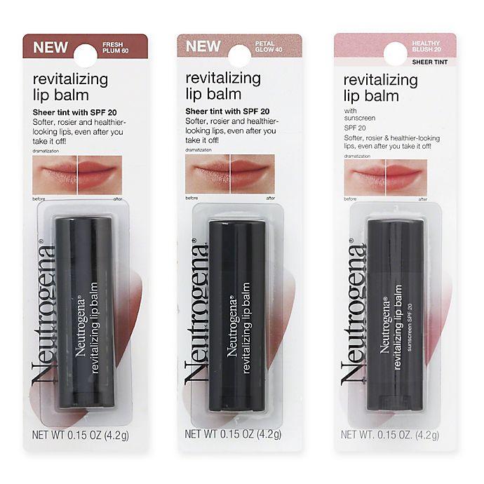 Revitalizing Lip Balm SPF 20 by Neutrogena #13