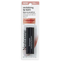 Neutrogena® .15 oz. Revitalizing Lip Balm SPF 20 in Petal Glow 40