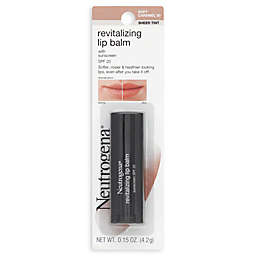 Neutrogena® .15 oz. Revitalizing Lip Balm SPF 20 in Soft Caramel 50