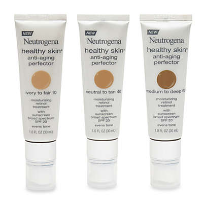 Neutrogena® Healthy Skin® Anti-Aging Perfector Collection