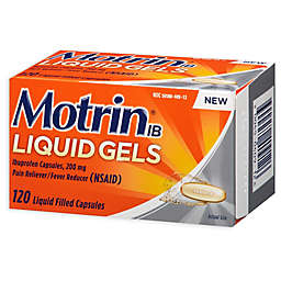 Motrin® IB 120 Count Liquid Gels