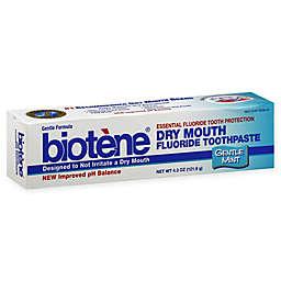Biotene 4.3 oz. Gentle Flavor Toothpaste