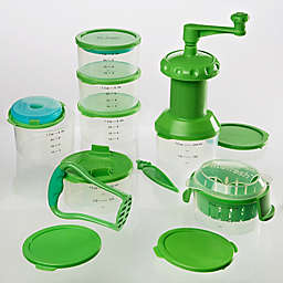 Fit & Fresh® 7-Piece Baby Food Prep Kit