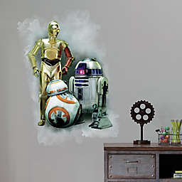 Star Wars™ The Force Awakens Peel and Stick Giant Wall Decal