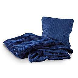 bucky® Travel Zipper Pillow/Blanket