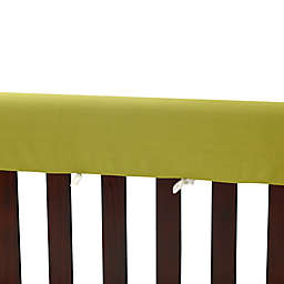 Go Mama Go Designs® 52-Inch x 12-Inch Cotton Couture Teething Guards in Sage/Khaki