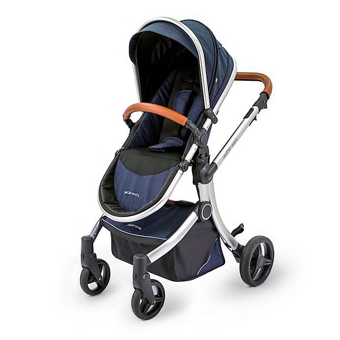 Alternate image 1 for guzzie + Guss Connect Stroller in Marina