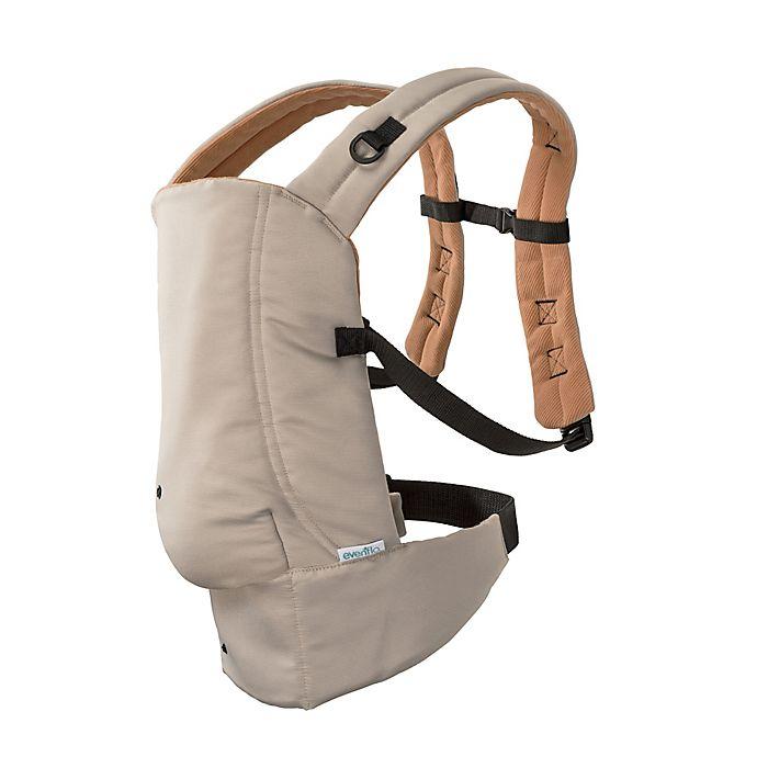 Alternate image 1 for Evenflo® Natural Fit Carrier in Khaki