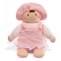 Gund My First Dolly Brunette Doll