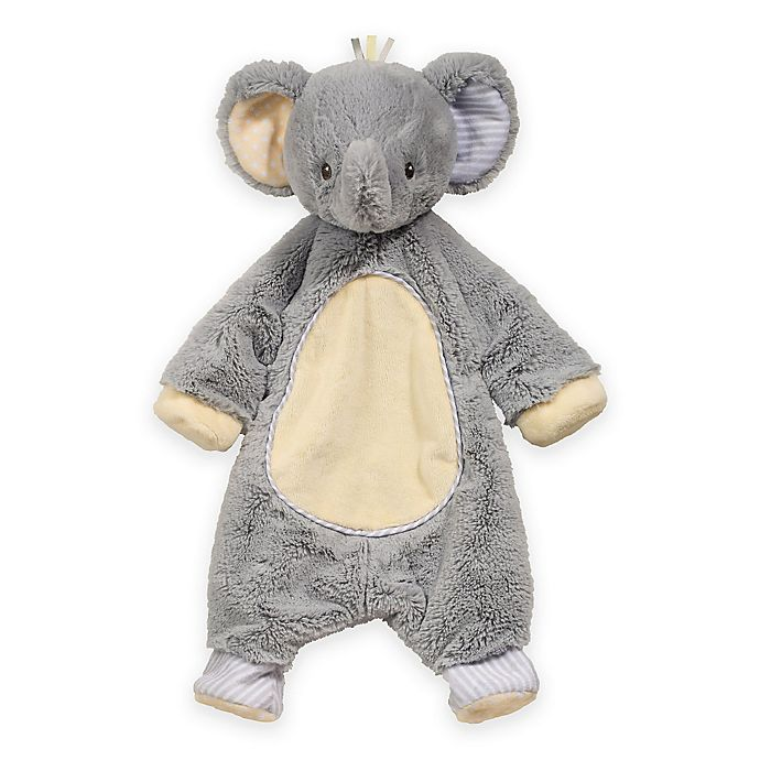 Alternate image 1 for Elephant Sshlumpie Blanket Plush in Grey