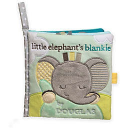 """Little Elephant's Blankie"" by Douglas Soft Activity Book"