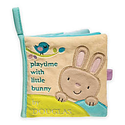"""""""Playtime with Little Bunny"""" Soft Activity Book"""