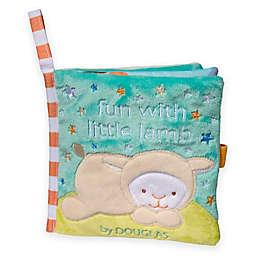"""""""Sleepy Little Lamb"""" Soft Activity Book"""