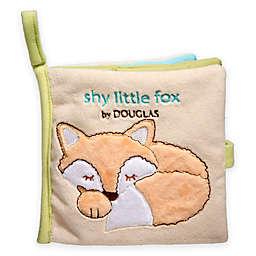 """Shy Little Fox"" Soft Activity Book"