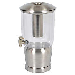 Destination Summer Stainless Steel 3-Gallon Beverage Dispenser