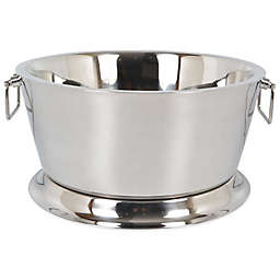Destination Summer Stainless Steel 17-Inch Beverage Tub