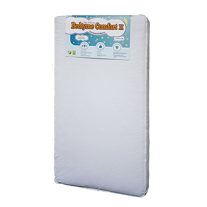 Alternate image 1 for Little Princess Bedtyme Comfort II Crib and Toddler Bed Mattress