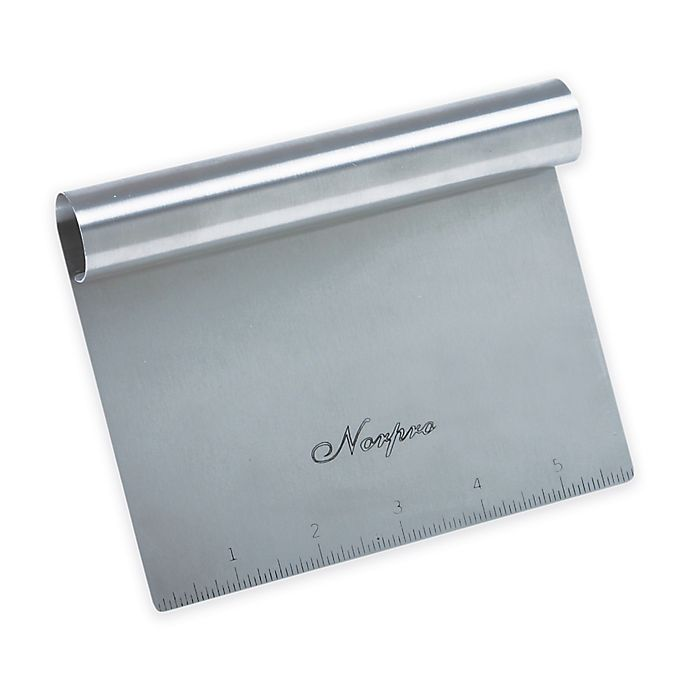 Alternate image 1 for Norpro® Stainless Steel Scraper/Chopper