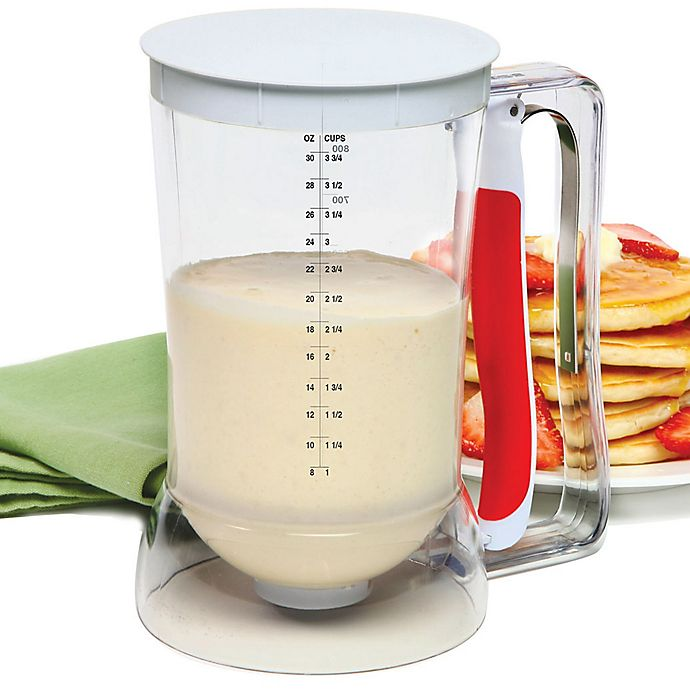 Alternate image 1 for Norpro® 4-Cup Batter Dispenser