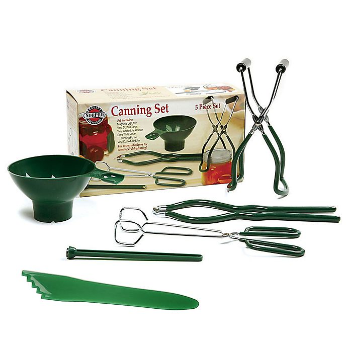 Alternate image 1 for Norpro® 6-Piece Canning Set