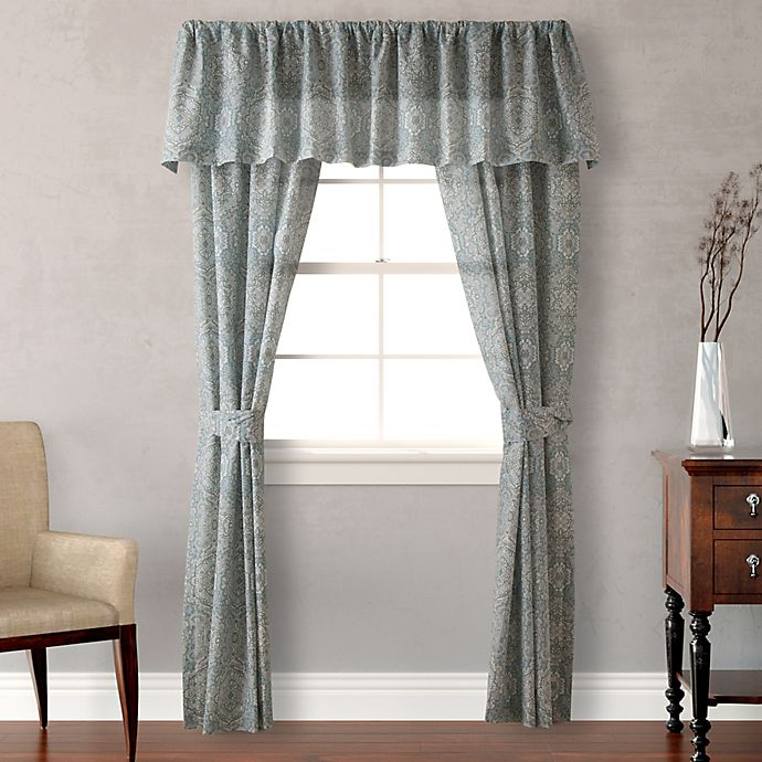Laura Ashley® Ardleigh 84-Inch Window Curtain Panel Pair