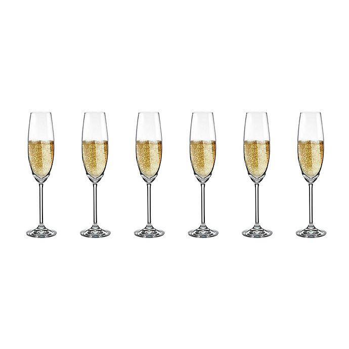 Alternate image 1 for Lenox® Tuscany Classics® Toasting Flutes Buy 4 Get 6 Value Set