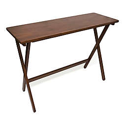 Lipper Folding Buffet Table