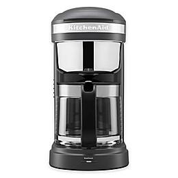 KitchenAid® 12 Cup Drip Coffee Maker w/ Spiral Showerhead